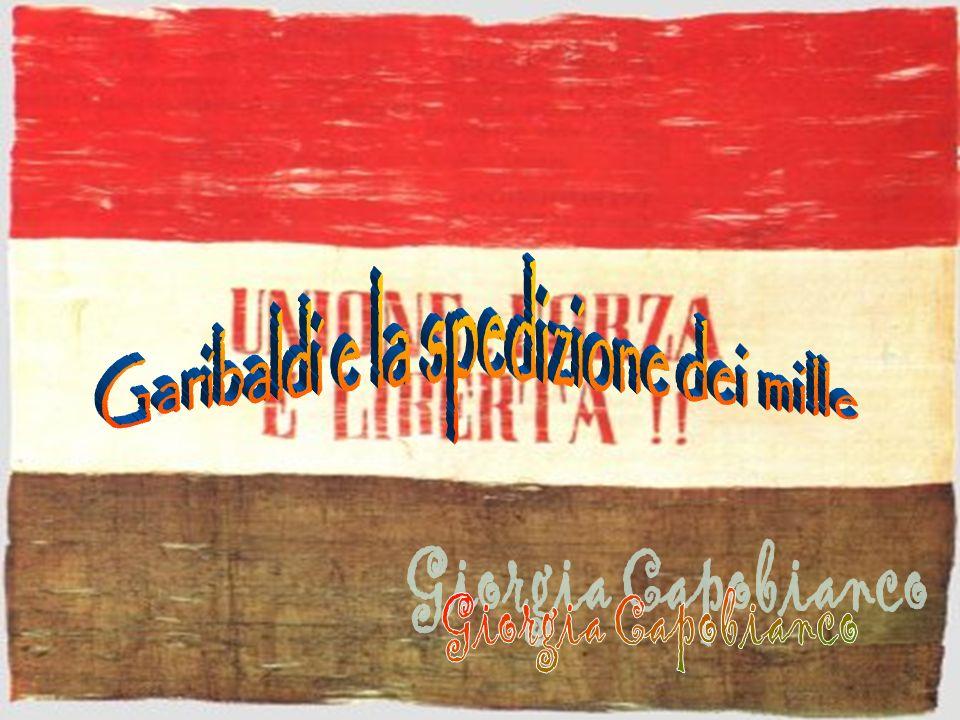 Garibaldi: leroe dei due mondi Giuseppe Garibaldi nacque a Nizza, 4 luglio 1807.