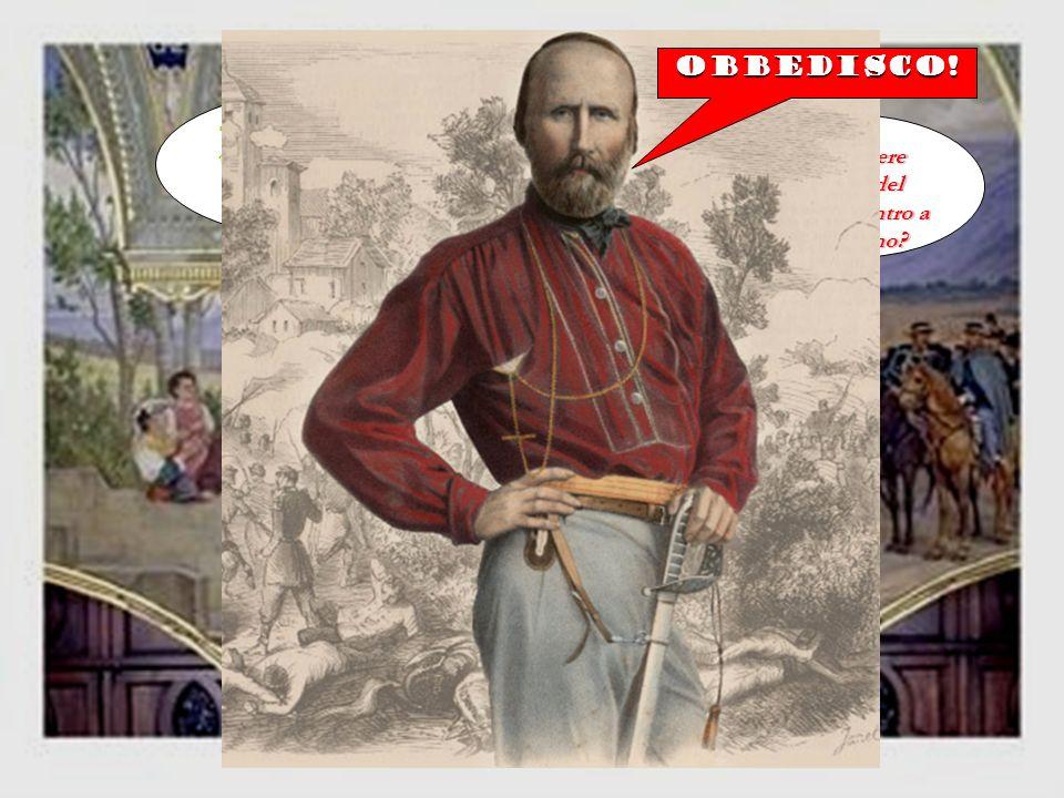 Incontro di Teano Garibaldi risale Messina senza resistenza Obiettivo Napoli - Roma Cavour Cerca di proteggere Roma e lo Stato pontificio dai garibald