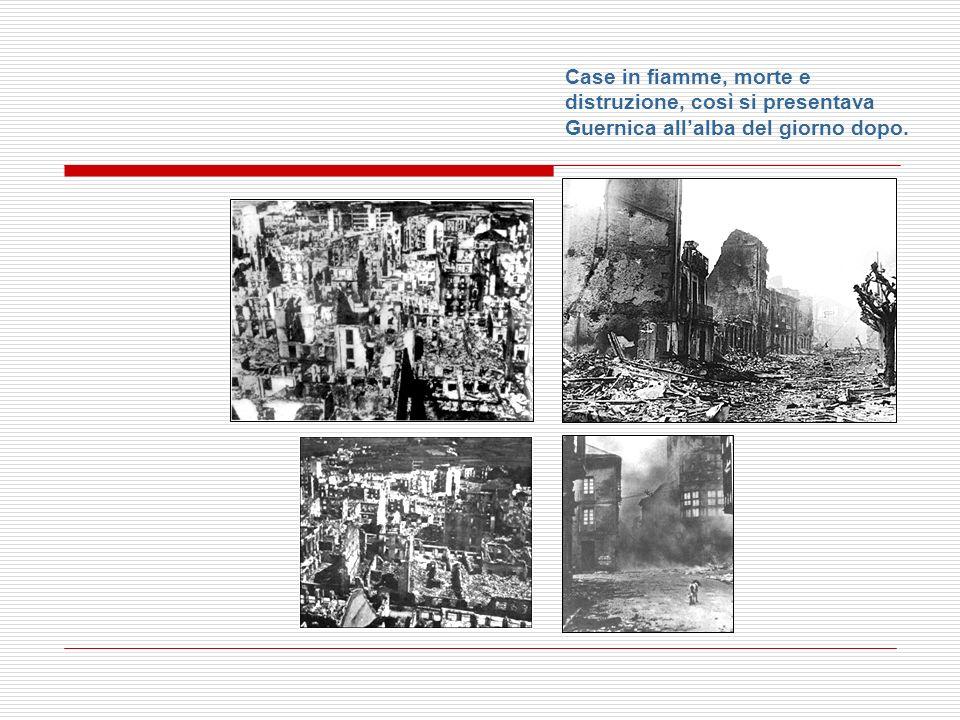Nei primi giorni del 1937 Picasso aveva ricevuto lincarico da parte del governo repubblicano spagnolo di dipingere unopera per il padiglione iberico allEsposizione Internazionale di Parigi che si doveva tenere in quello stesso anno.