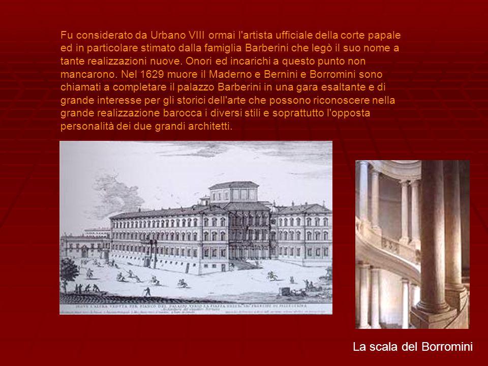 Fu considerato da Urbano VIII ormai l'artista ufficiale della corte papale ed in particolare stimato dalla famiglia Barberini che legò il suo nome a t