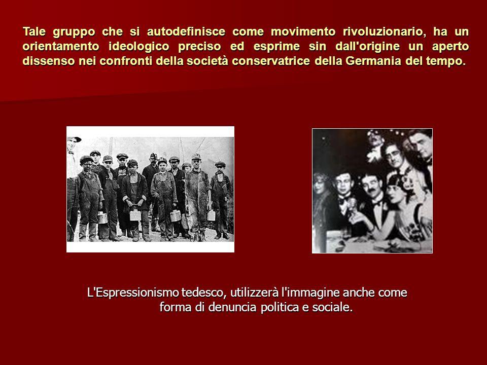 Tale gruppo che si autodefinisce come movimento rivoluzionario, ha un orientamento ideologico preciso ed esprime sin dall'origine un aperto dissenso n