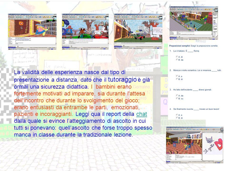 Questa attività è stata realizzata nellambito del Progetto Mille modi per un mondo: 3d per costruire conoscenza finanziato dallIstituto Pedagogico di Bolzano Referente: Luisanna Fiorini Consulente tecnico-scientifico: Derrik De Kerckhove www.scuola3d.it 3D…dimmigrammaticalmente.