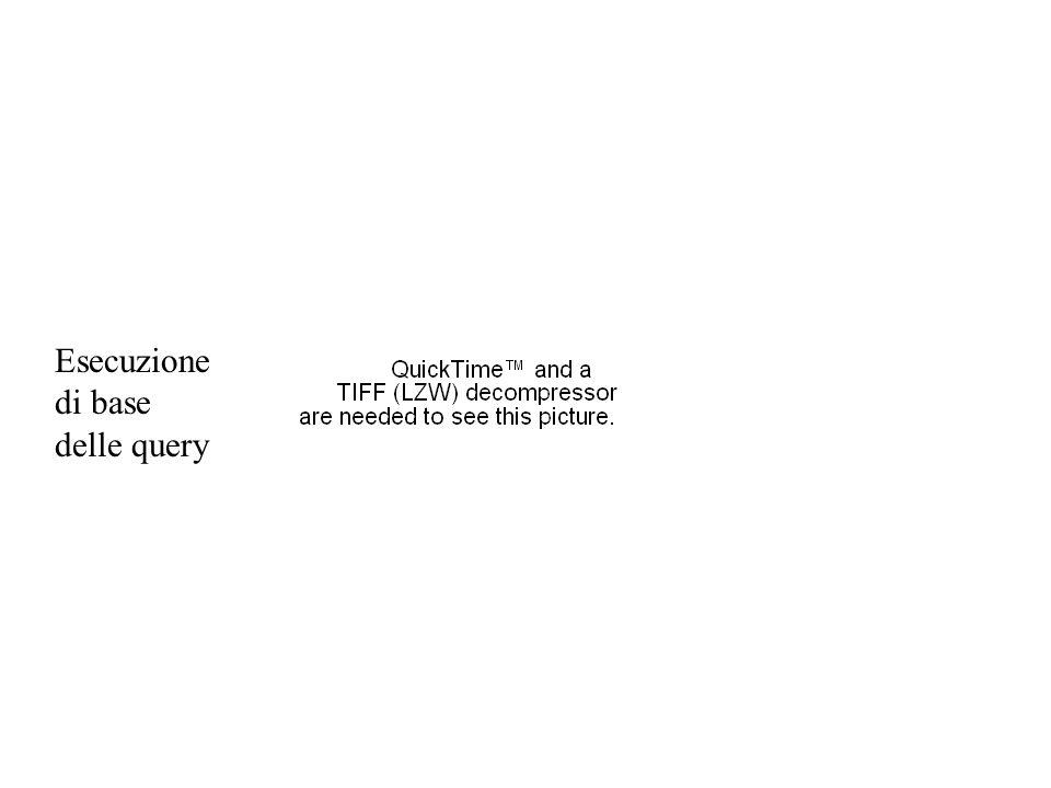 MySQL Query Performance Optimization Casi in cui lottimizzatore (MySQL) non funziona bene : Query nidificate e correlate Alcune Union Alcune equality propagation Alcuni between… Alcuni min() e max() Select e update sulla stessa tabella
