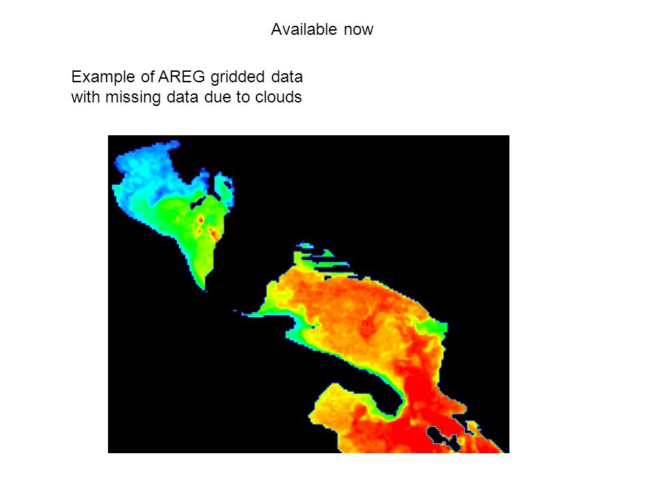 Subtask 1.1.1 SST Increase # of available passes to –Reduce effect of cloud cover –Resolve diurnal SST cycle –Involve partners in definition of new SST products (training @ CNR.ISAC)