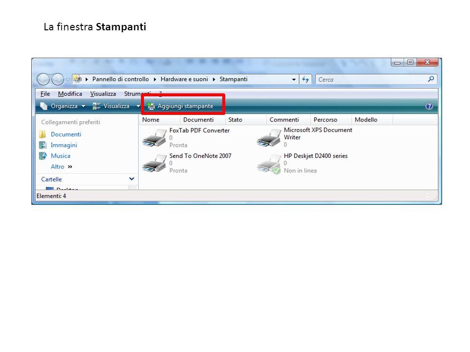 Per eliminare tutti i documenti in attesa di stampa, selezionare Elimina tutti i documenti dal menu Stampante.