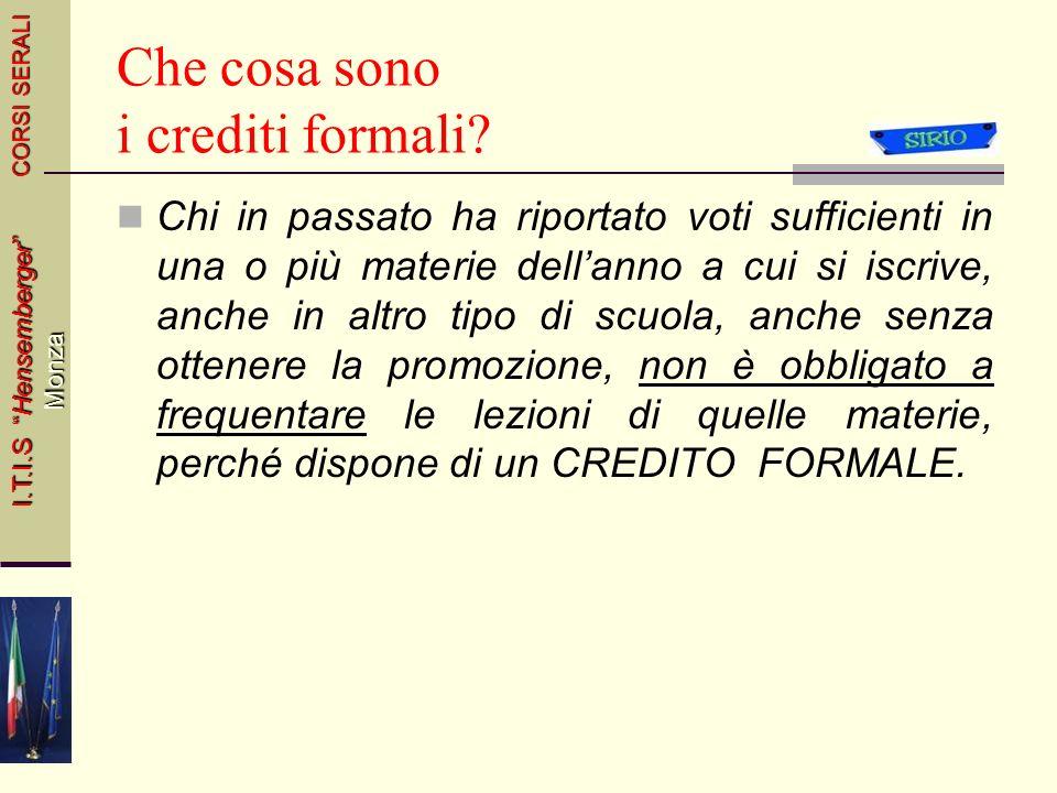 Si può fare a meno di studiare ciò che si sa già, o si sa già fare, grazie al riconoscimento dei crediti formali e informali. Che cosa sono i crediti?