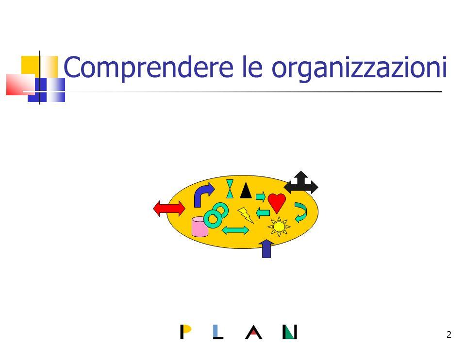 Comprendere le organizzazioni 2
