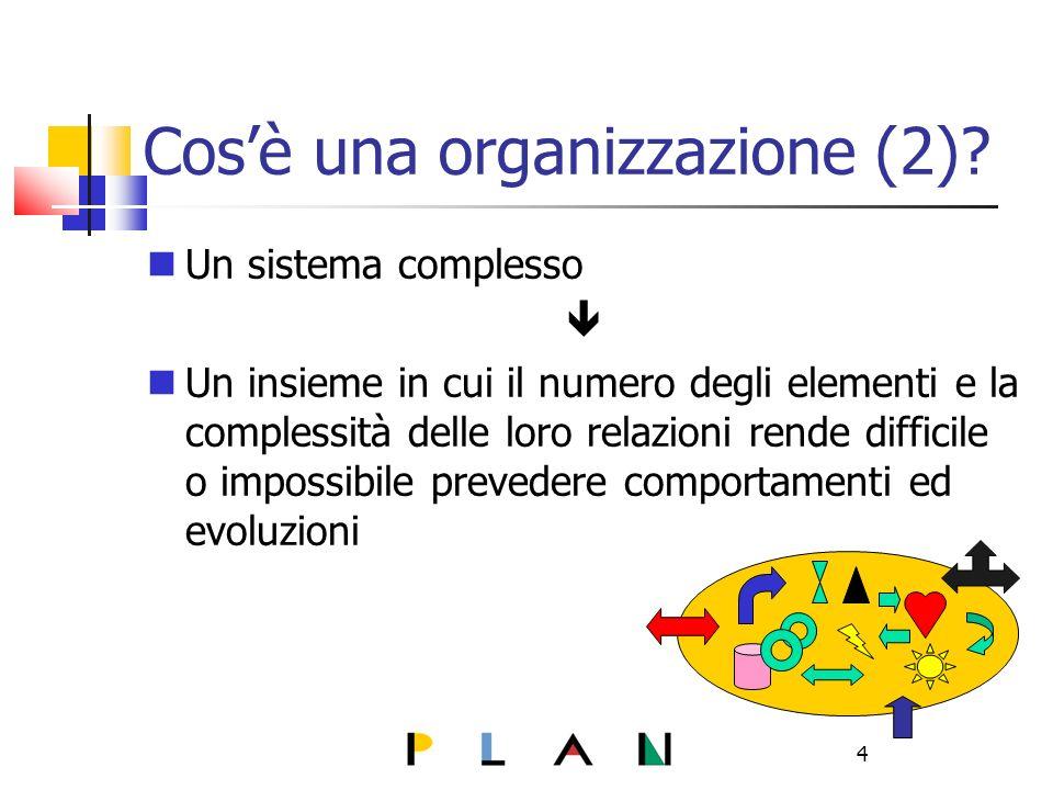 4 Cosè una organizzazione (2).