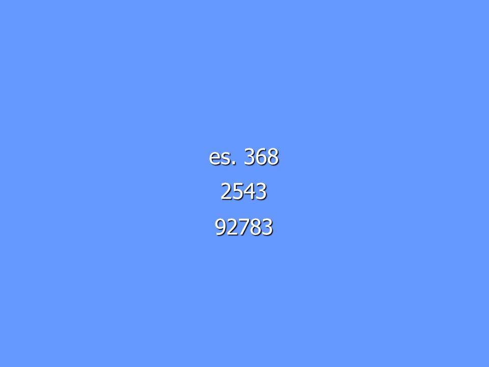 es. 368 254392783