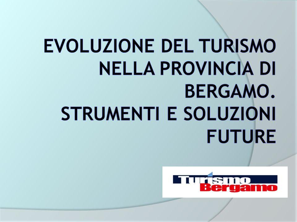 Tutto ciò è possibile attraverso… Collaborazioni con le destinazioni collegate con laeroporto di Orio Collaborazioni con gli operatori turistici di tutta la filiera turistica Collaborazioni con Enti istituzionali adibiti alla promozione del territorio