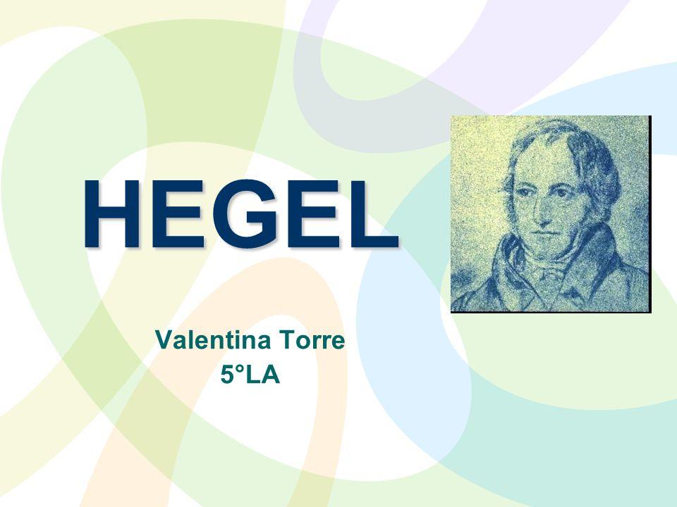 CONCEZIONE DELLA STORIA Per HEGEL cè una stretta connessione tra la filosofia e la storia.