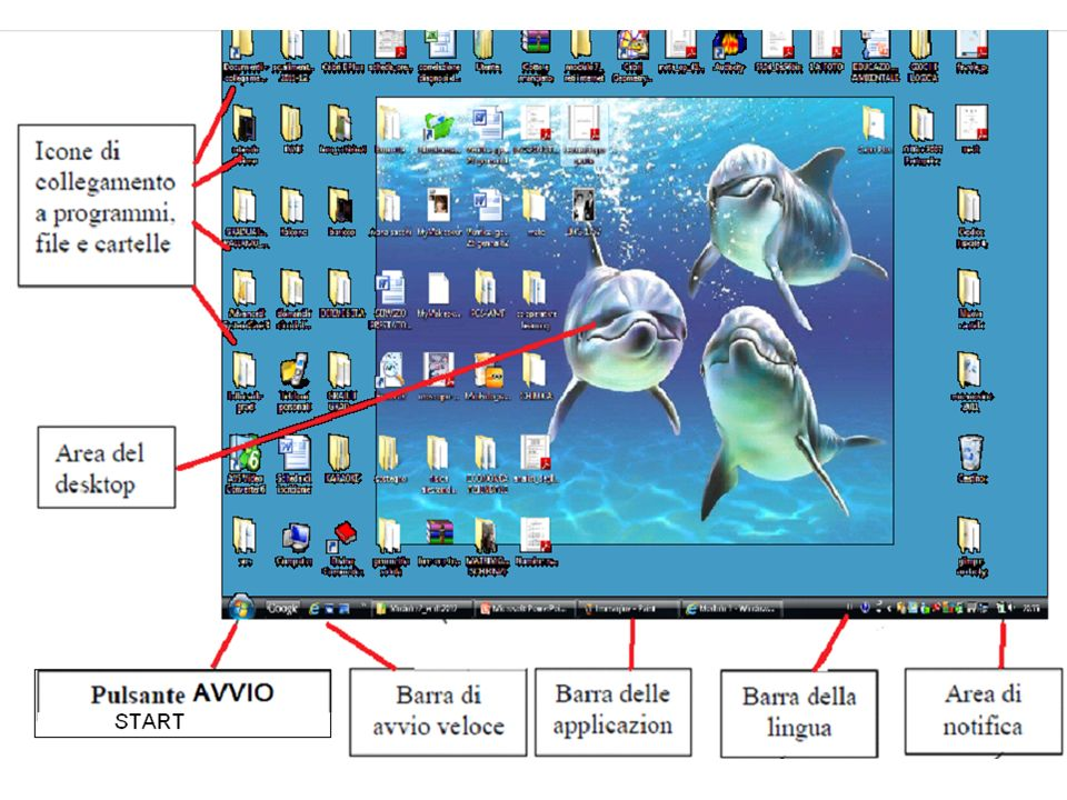 Agendo sul cursore si aumenta o diminuisce la risoluzione, cioè il numero di pixel che compongono lo schermo e la cui unione crea immagini più o meno chiare.