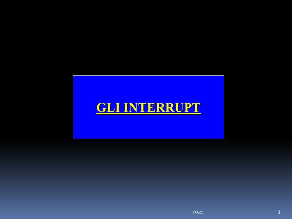 22 Gli interrupt nellarchitettura INTEL Interrupt (interruzioni) interrupt hardware mascherabili (periferiche esterne) interrupt hardware non mascherabile interrupt software (chiamate al S.O.