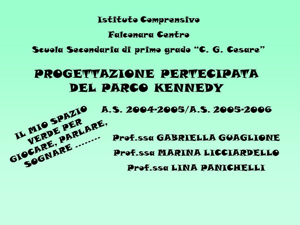Istituto Comprensivo Falconara Centro Scuola Secondaria di primo grado C.