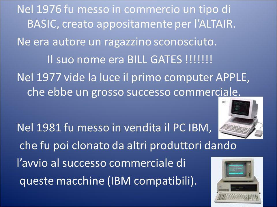 Fu tale il successo commerciale di questa macchine che alcuni produttori si accordarono per svilupparne le varie parti: 1) INTEL per i processori (Pentium) 2) MICROSOFT per il S.O.
