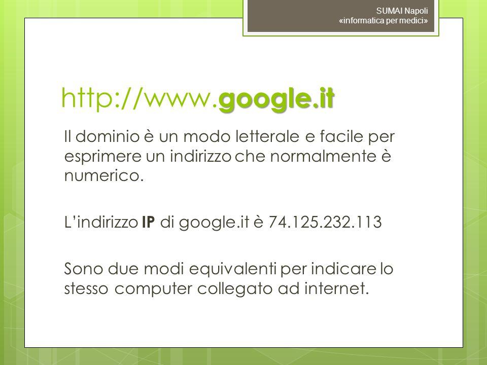 google.it http://www.
