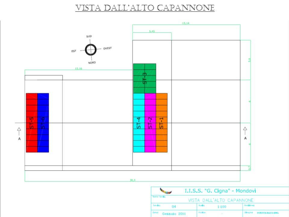 VISTA DALLALTO CAPANNONE