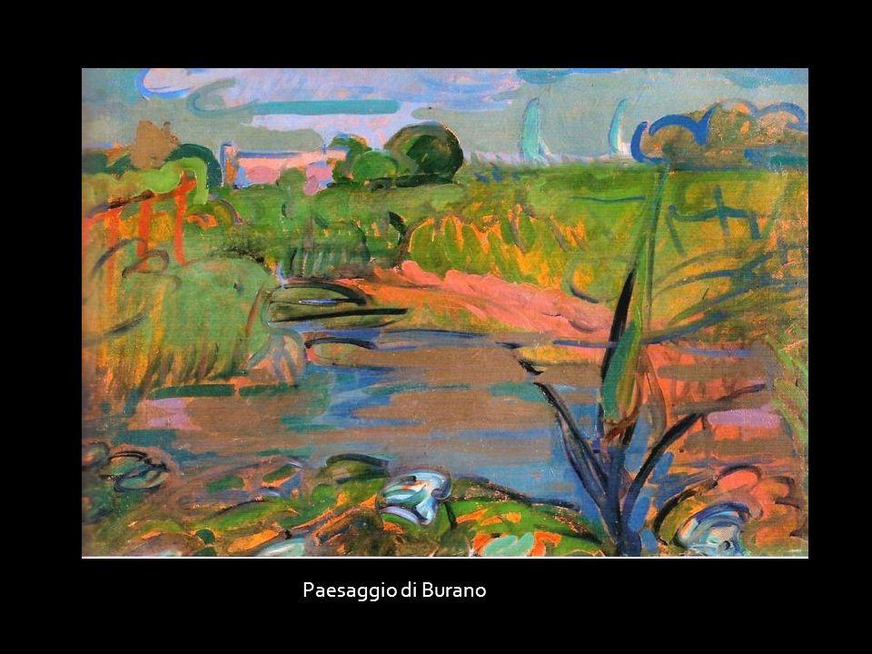 Paesaggio di Burano