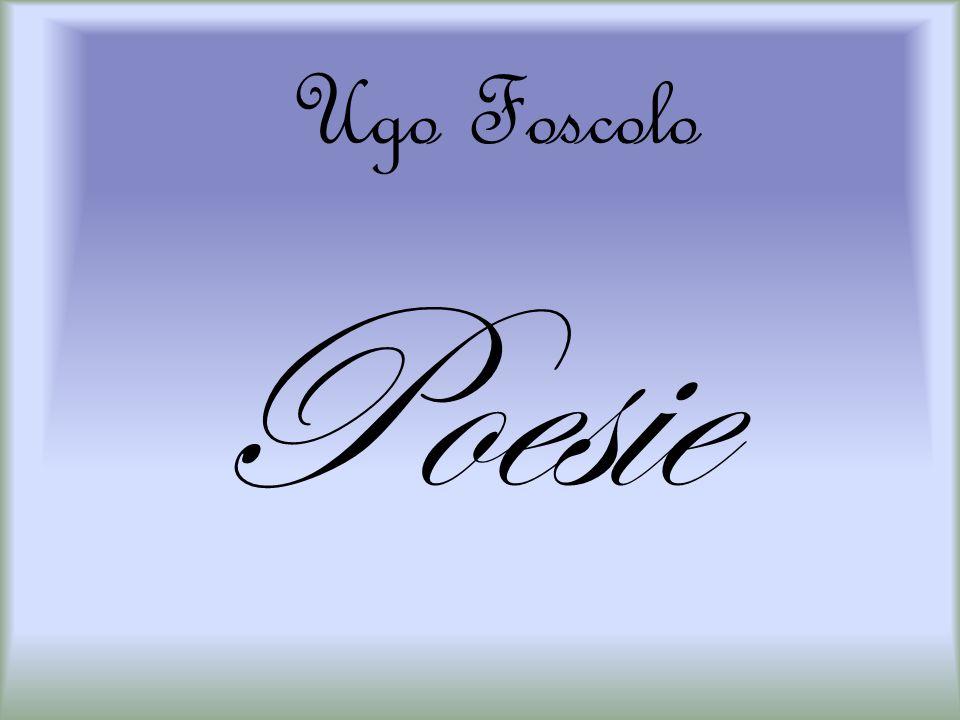 A quale poeta latino si richiama Foscolo in questo sonetto.