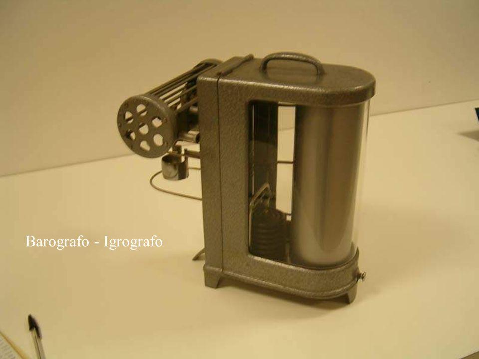 Barografo - Igrografo
