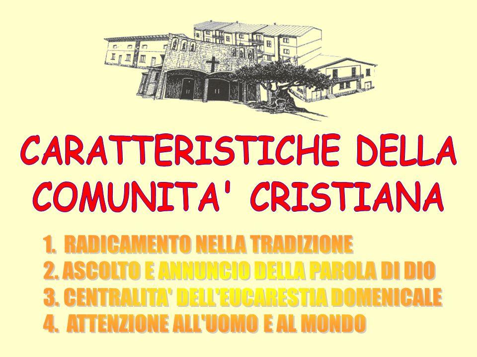 La passione per luomo e per il mondo è la missione di Cristo e del cristiano (missionarietà) Missionarietà non è….