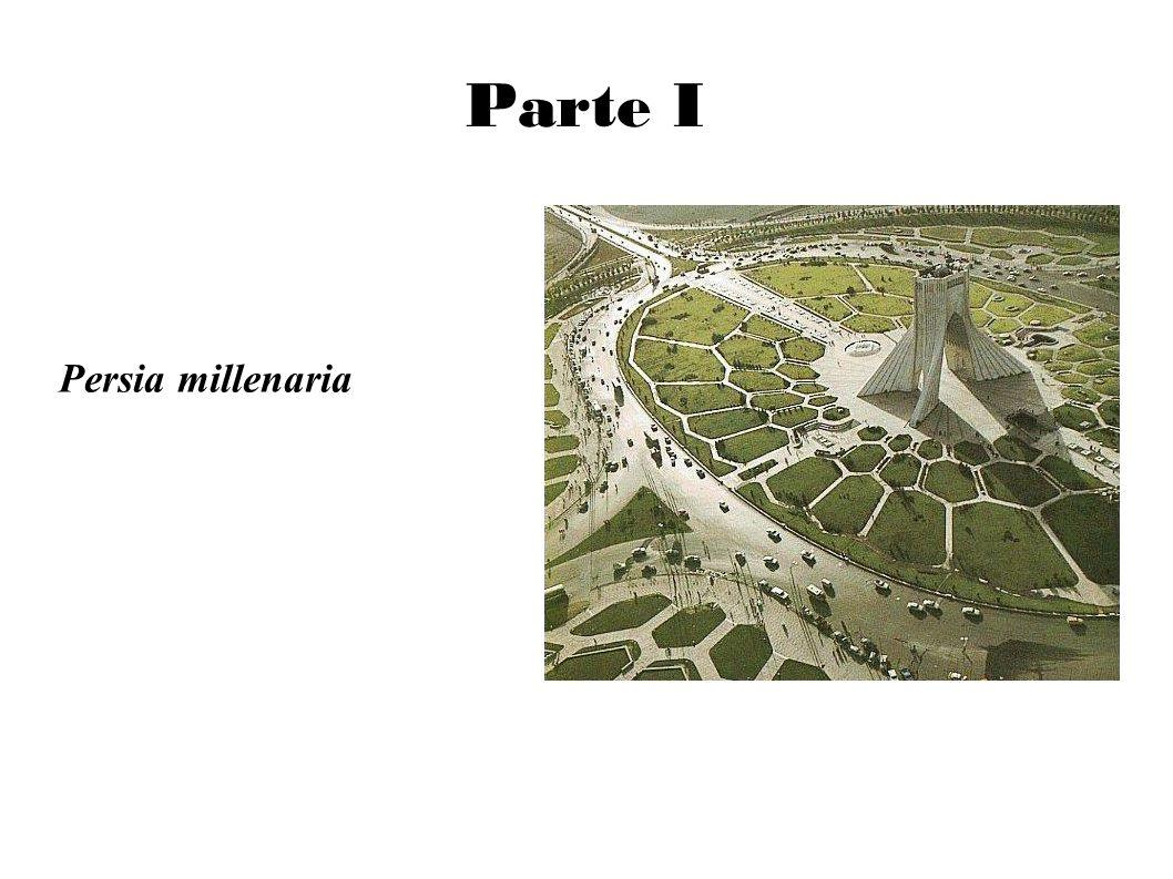 Parte I Persia millenaria