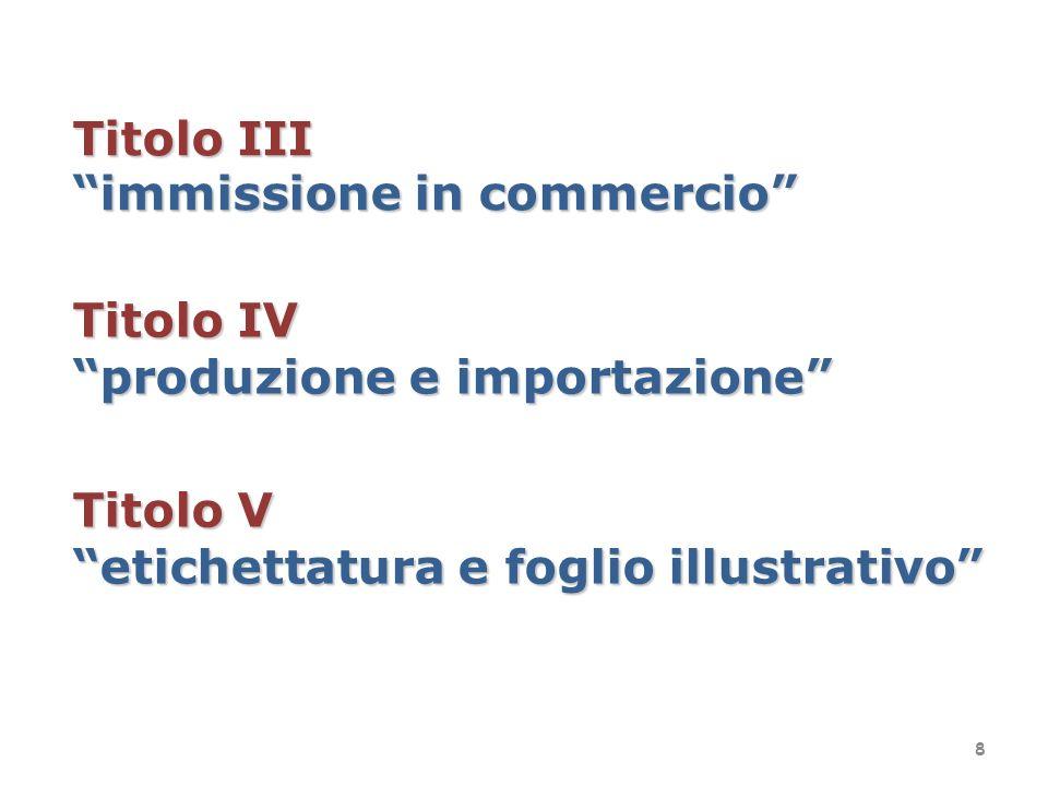 CONSEGNA MEDICINALI SENZA RICETTA (4) NECESSITÀ DI NON INTERROMPERE IL TRATTAMENTO TERAPEUTICO (ad es.