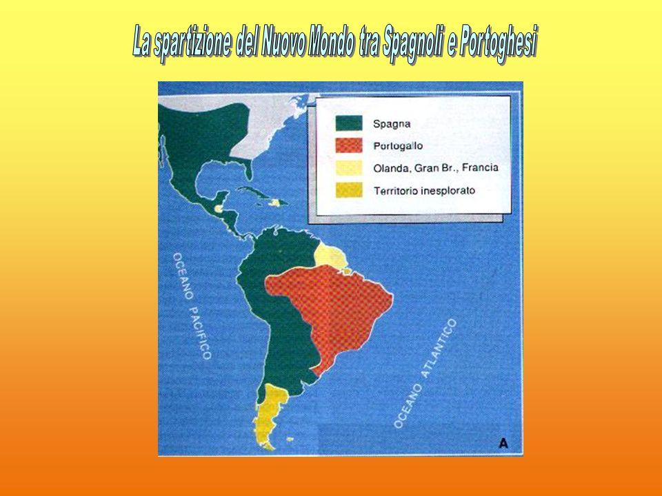 GLI ALTRI STATI EUROPEI IN AMERICA Gli spagnoli conquistano molte terre in centro America e in sud America. Non solo gli spagnoli vanno in America. Al