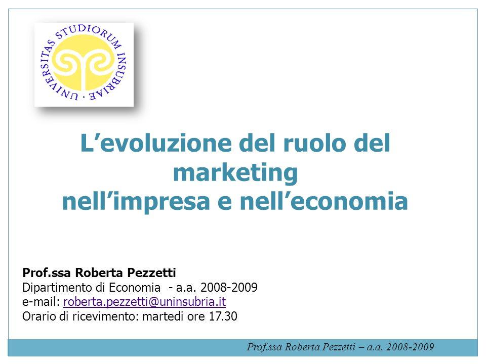 LAMBIGUITA DEL TERMINE MARKETING Letteralmente marketing indica il processo con cui si mette nel mercato.