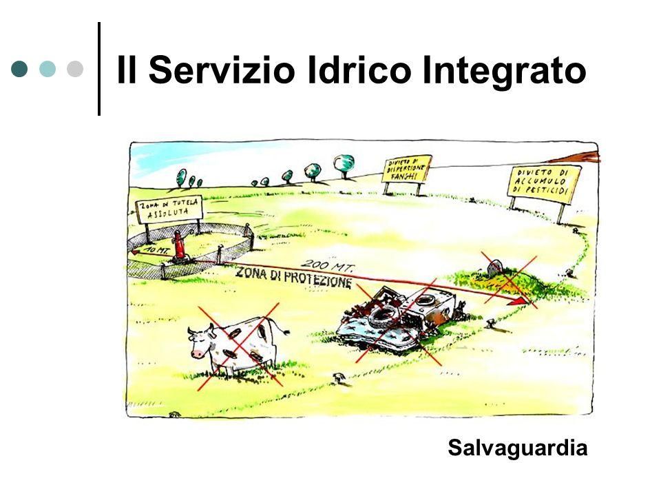 Salvaguardia Il Servizio Idrico Integrato