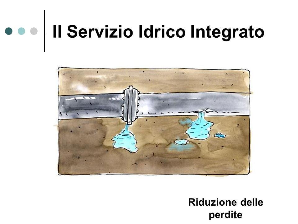 Costruzione Il Servizio Idrico Integrato