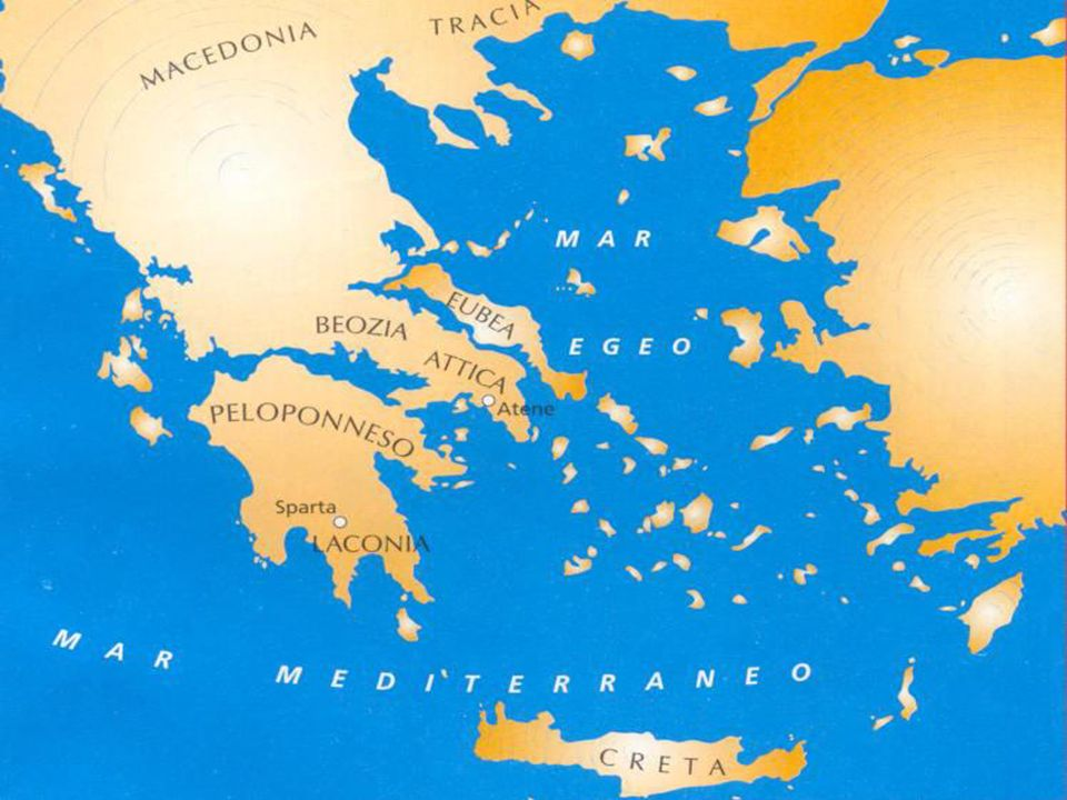 Dove ? Grecia