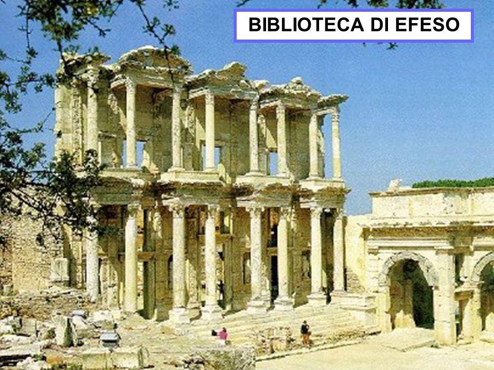 BIBLIOTECA DI EFESO