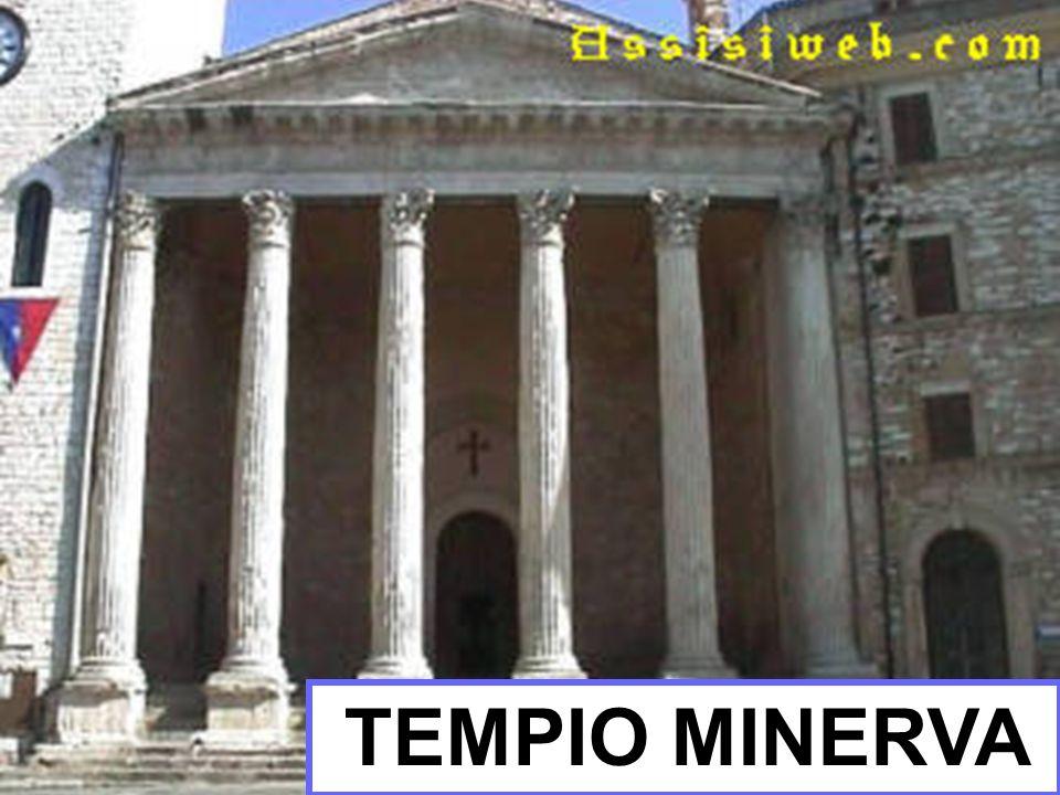 TEMPIO MINERVA