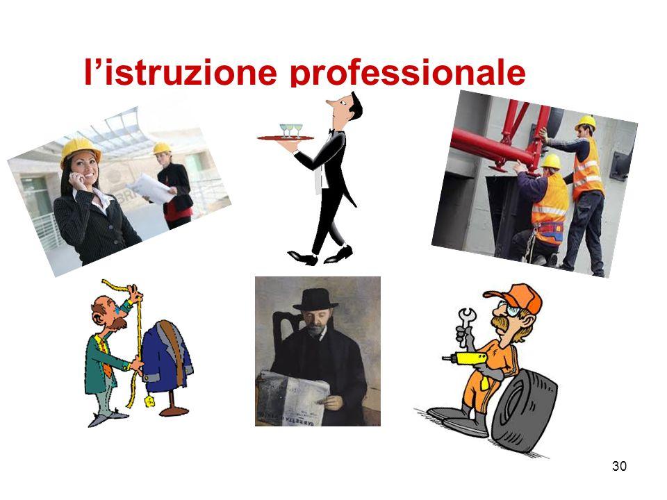 30 listruzione professionale