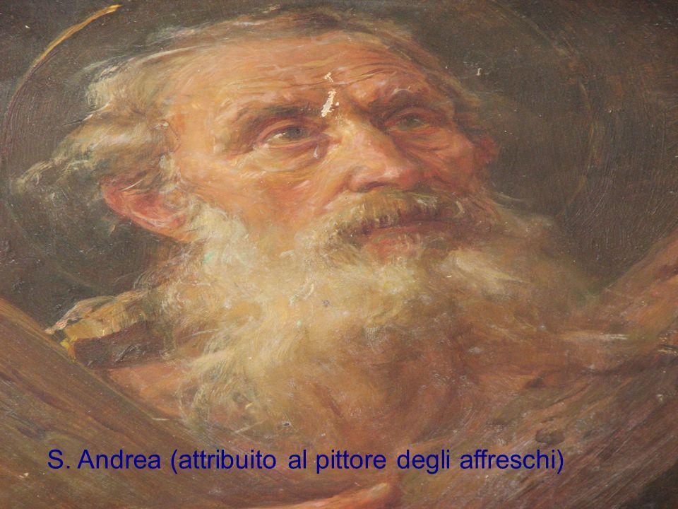S. Andrea (attribuito al pittore degli affreschi)