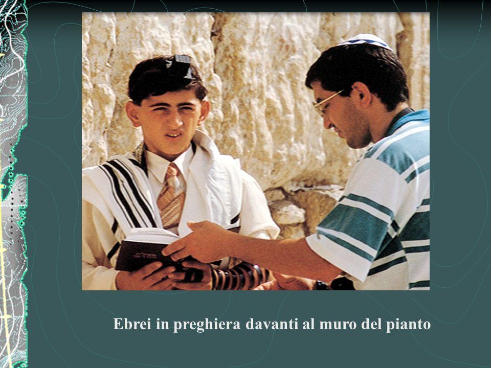 Il Patriarca Abramo: con lui nasce la religione degli ebrei, ma anche quella dei musulmani e dei cristiani.