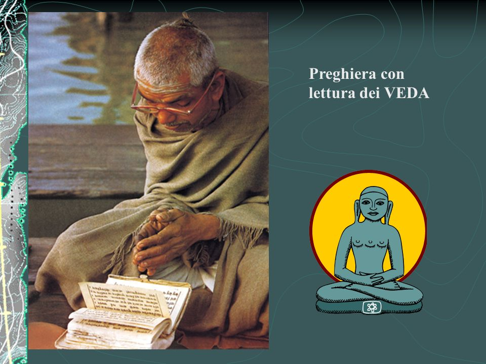 Preghiera con lettura dei VEDA