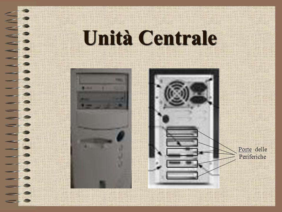 Unità Centrale Porte Porte delle Periferiche
