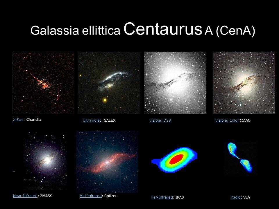 Antennae Galaxies X-RayX-Ray: ChandraVisible: DSSVisible: ColorVisible: Color © AAOVisible: ColorVisible: Color Brad Whitmore Near-InfraredNear-Infrared: B.
