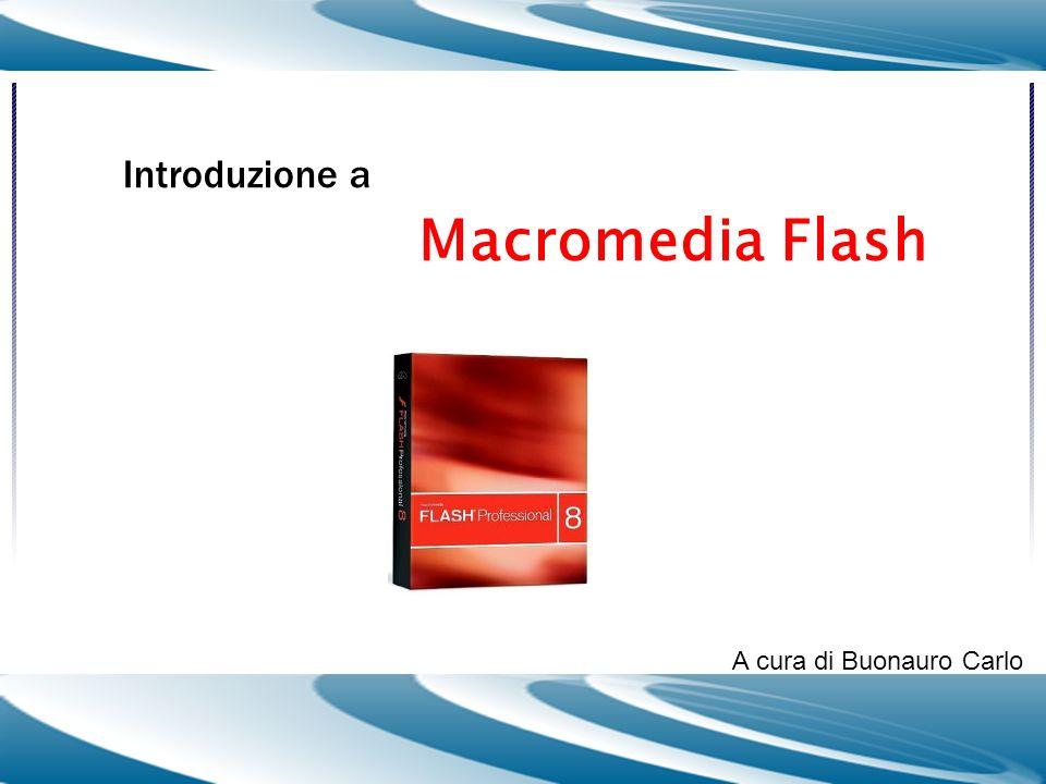 Il pannello Libreria è l area in cui viene visualizzato l elenco degli elementi multimediali contenuti nel documento Flash.