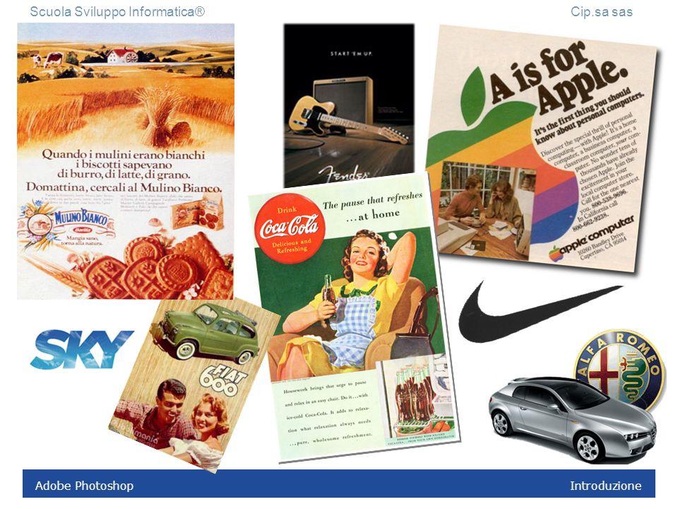 Che cosè la grafica pubblicitaria? Adobe Photoshop Introduzione INTRODUZIONE Tutto ciò che riguarda luso di tecniche, testo, immagini, linguaggi che a