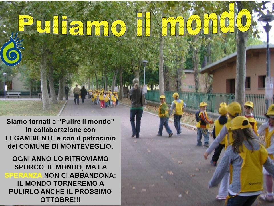 CAPPELLO, PETTORINA, GUANTI E BUONA VOLONTA!!! >