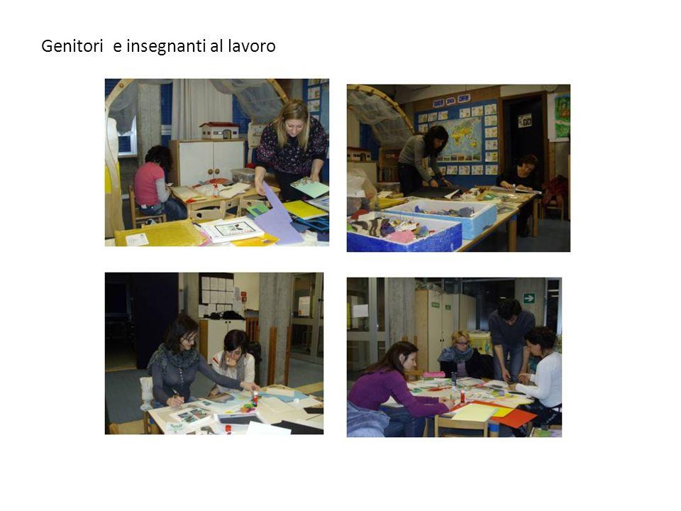 Linvito per i genitori Scuola dellinfanzia Carbonieri Progetto Gestione Sociale; anno scol.