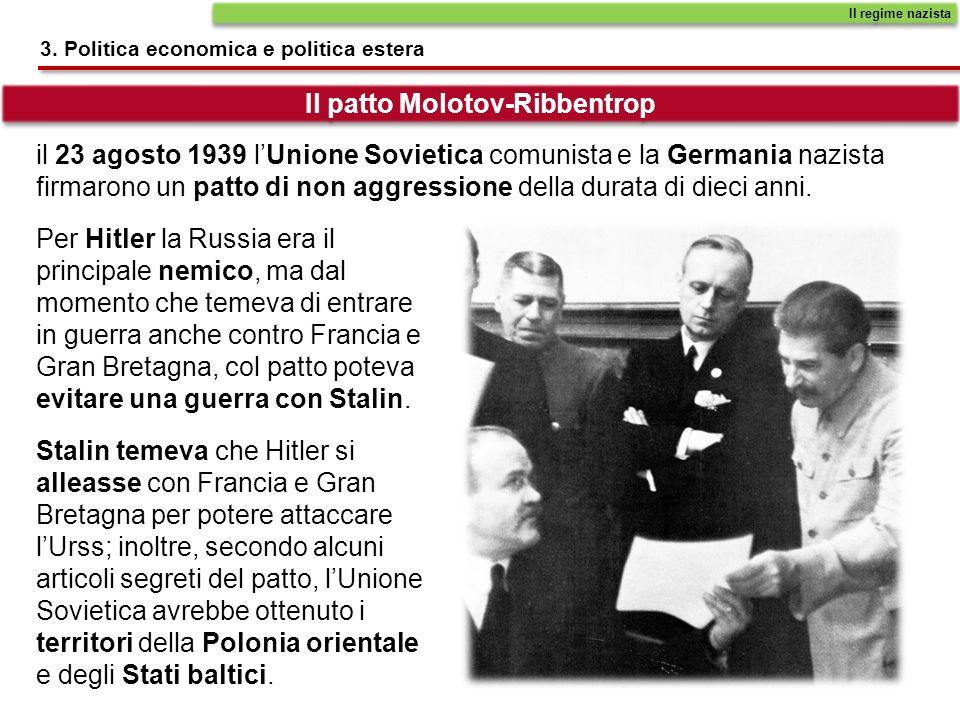 Il patto Molotov-Ribbentrop 3.