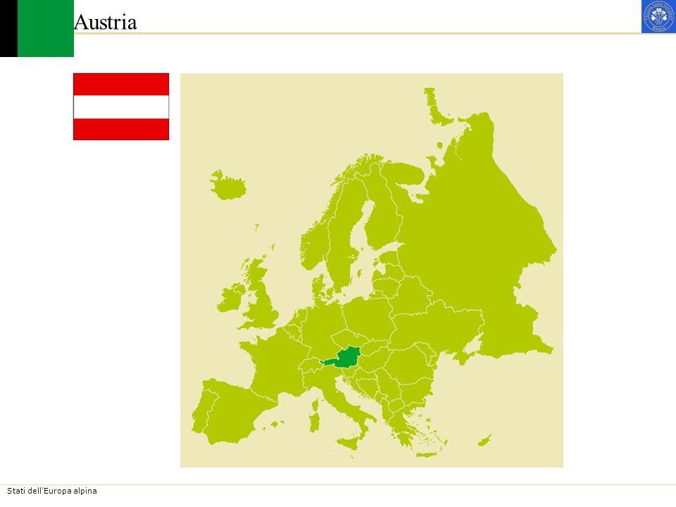Stati dellEuropa alpina Austria