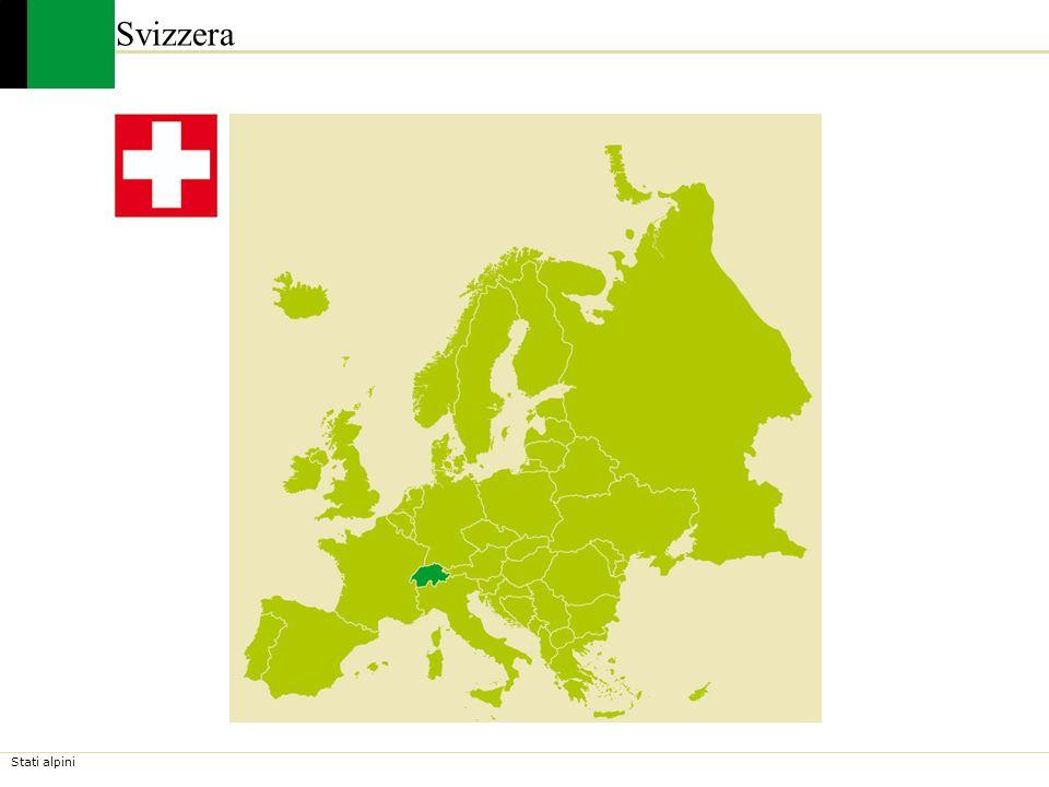 Stati alpini Svizzera