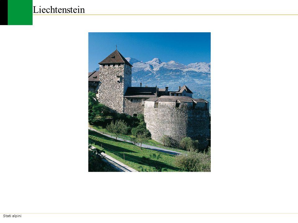 Stati alpini Liechtenstein