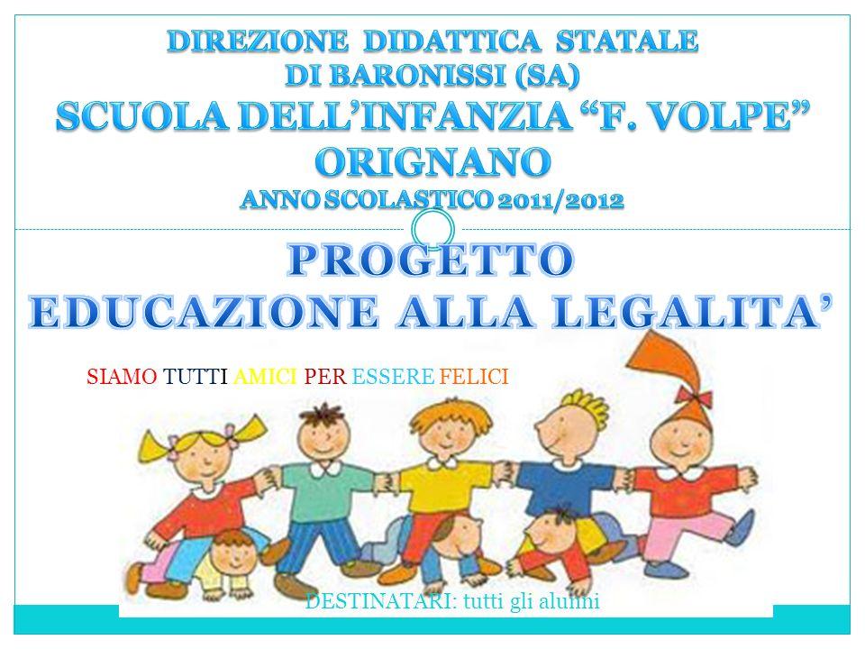 1.RISPETTARE SEMPLICI REGOLE DI COMPORTAMENTO 2.