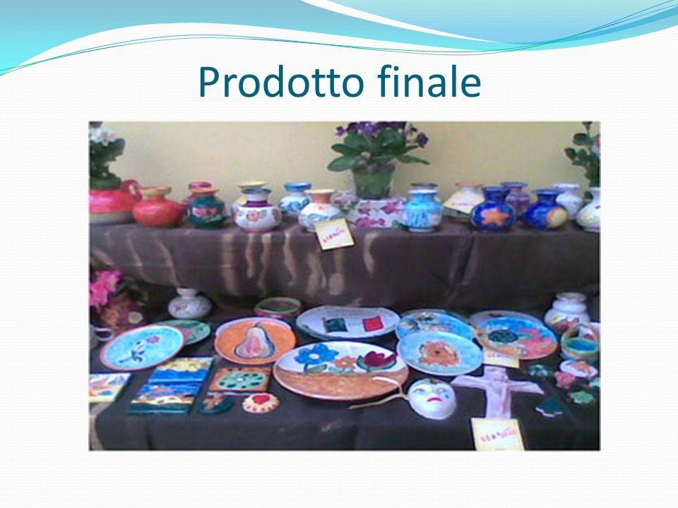 Mostra e vendita dei manufatti